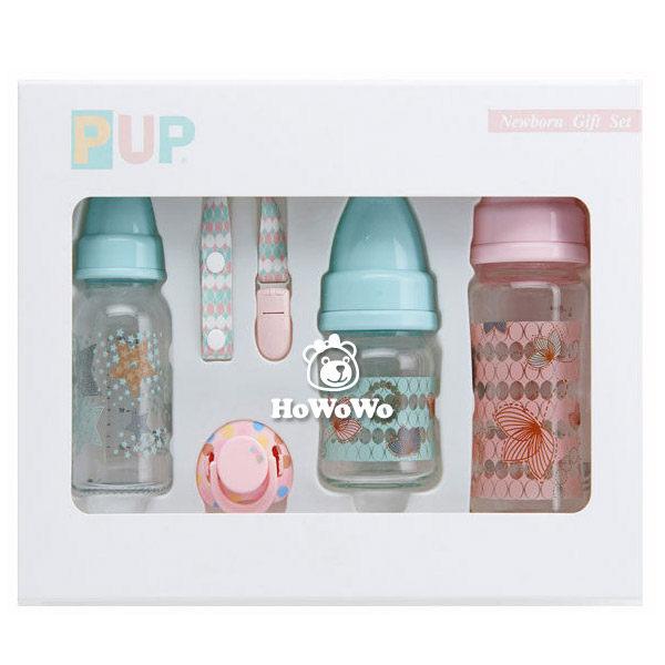 奇哥 PUP 哺育禮盒/奶瓶禮盒-(附提袋) 301000