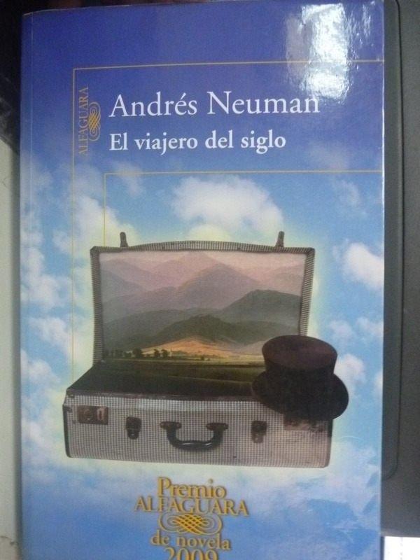 【書寶二手書T6/地圖_ZEE】El viajero del siglo/ The Traveler