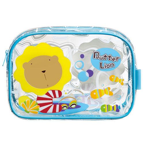 奶油獅 PBD-01 透明化妝包