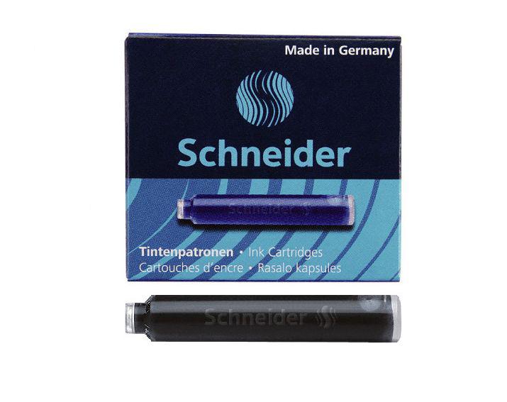 德國施奈德Schneider Ink cartridge鋼筆卡水 (6入)