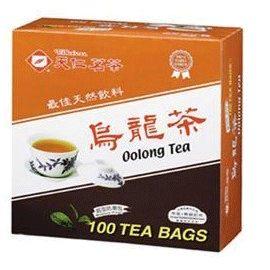 天仁茗茶防潮包(烏龍茶)100入
