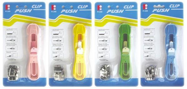 CLIP非訂書機