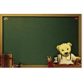 3M 558L-B 利貼佈告欄-泰迪熊系列