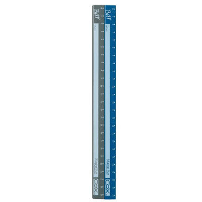COX MR-250C 25cm彩色磁尺(收縮膜)-2支入 / 組