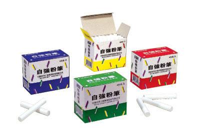 自強牌特級粉筆40支/50盒/箱