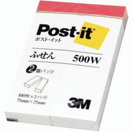 3M 500W利貼標籤紙