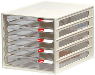 樹德 DD-105P 五層文件櫃