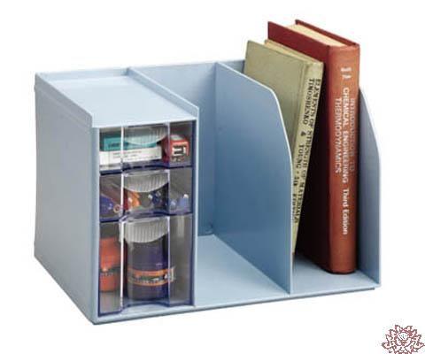 H301 創新書架整理盒(內附文具整理盒)
