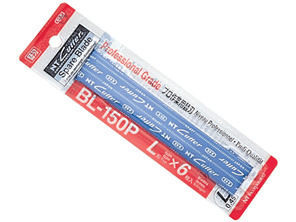 NT BL-150P 大美工刀補充刀片(一包6片入)