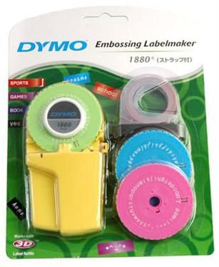 DYMO DM1880-隨身個性打標機