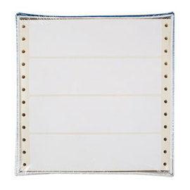 華麗牌點矩陣列印標籤-單排WL-5010/600片/盒