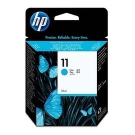 HP C4836A NO.11 藍色原廠墨水匣