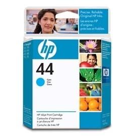 HP 51644CA NO.44 青藍色原廠墨水匣