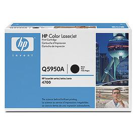 HP Q5950A 黑色原廠碳粉匣
