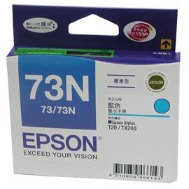 EPSON T105250 73N 藍色原廠墨水匣
