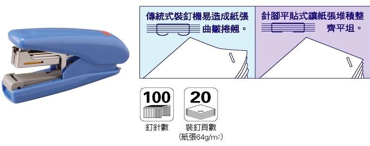 MAX-HD-10DF II 釘書機