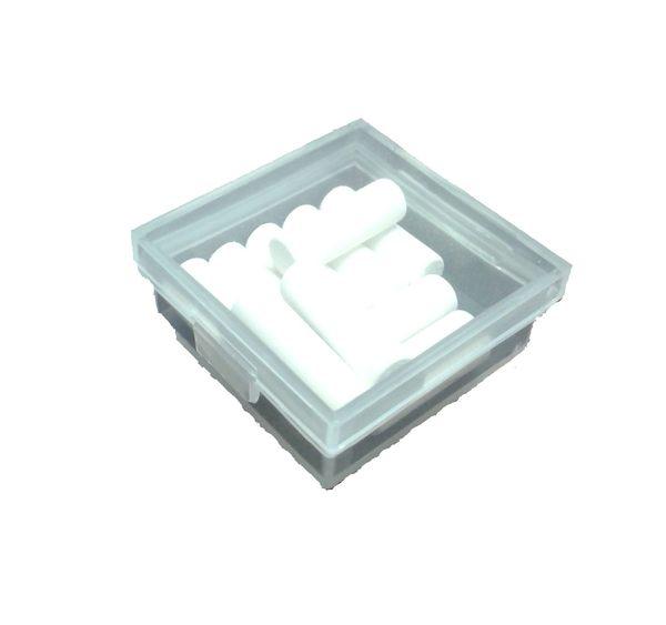 電動橡皮補充包附收納盒(10入)適用SUN-Star BODE電動橡皮擦