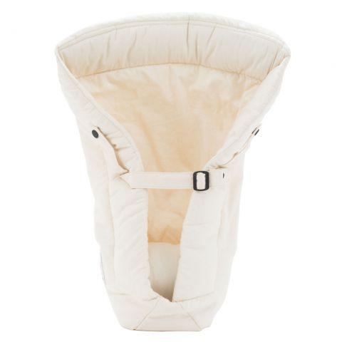 【淘氣寶寶】2016年 美國正品 Ergo Baby ergobaby Infant Insert 爾哥寶寶背巾用 心型嬰兒保護毯/愛心保護毯【原創款-自然色】