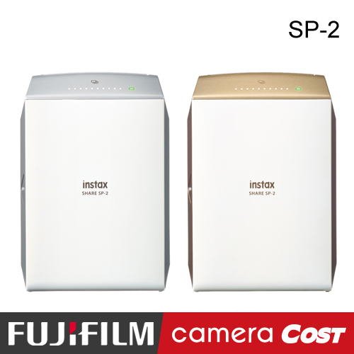Fujifilm 富士 instax SHARE SP-2 拍立得印表機 送彩色底片一盒 SP2 新 SP1 相印機