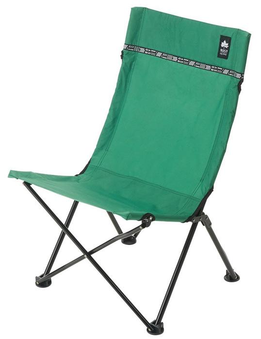 【鄉野情戶外專業】 LOGOS |日本| Rosy 休閒椅/折疊椅 摺疊椅 野營椅-綠/LG73173044