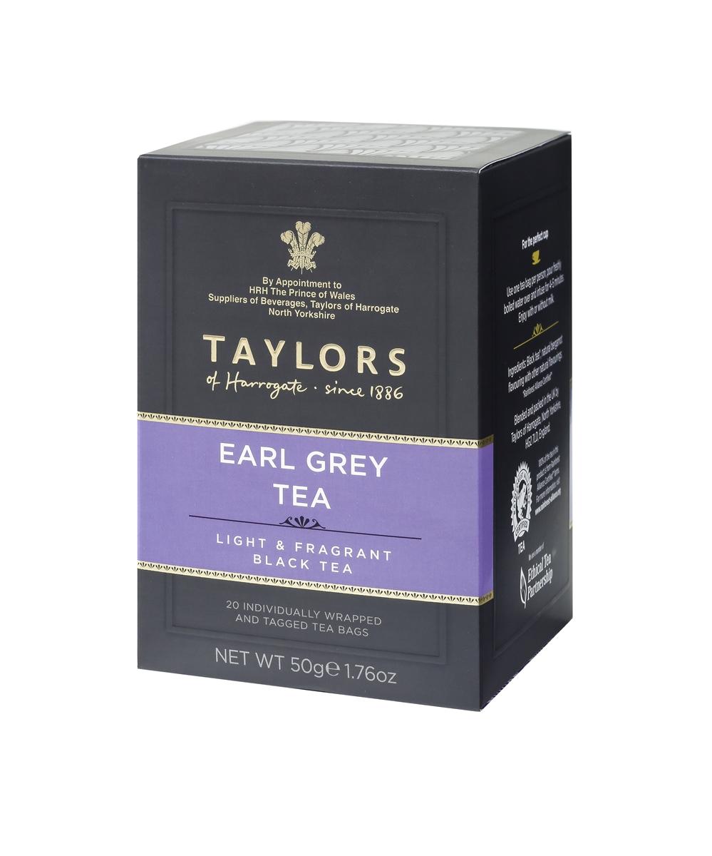 NG  Taylors 英國泰勒伯爵茶(20包/盒)
