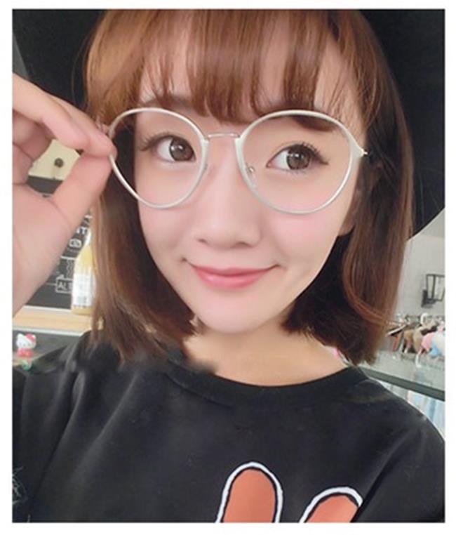 50%OFF【J020094GLS】新品韓版復古圓形眼鏡框9509男女士眼鏡架抗疲勞眼鏡批發