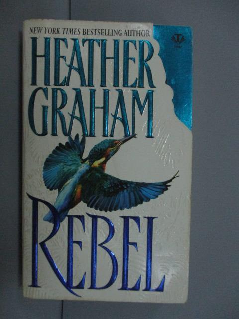 【書寶二手書T1/原文小說_NNW】Rebel_Heather Graham