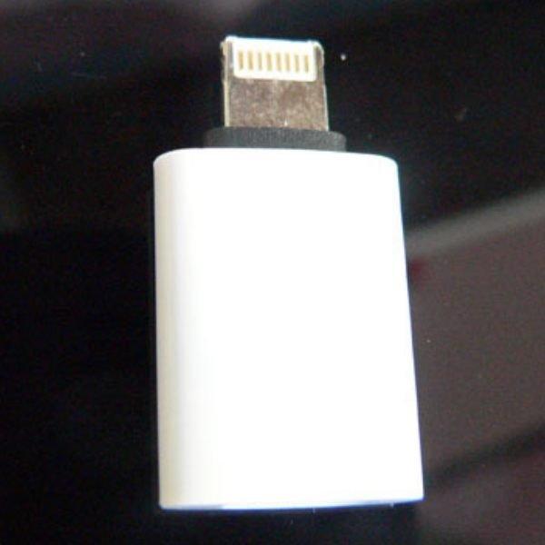 *╯新風尚潮流╭*樂華 iPhone5 轉介面 Micro USB 副廠轉接頭USB轉接頭(充電用) R_i5_Charge