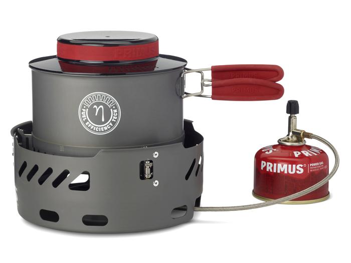 【露營趣】中和 PRIMUS 351022 Power Stove Set™ 高效能鍋爐組 攻頂爐 蜘蛛爐 3~4人鋁鍋