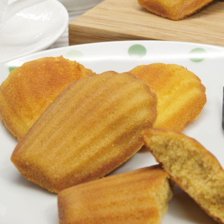 日本知名品牌夢甜屋燒菓子【紅茶瑪德蓮】/ 下午茶必備甜點 / 日本職人每日現作/中山區甜點名店夢甜屋Café/日本老字號甜點Monteur