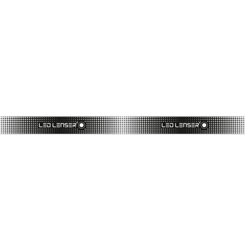 ├登山樂┤LED LENSER 配件 0374 SEO專用頭燈帶 灰色 #0374