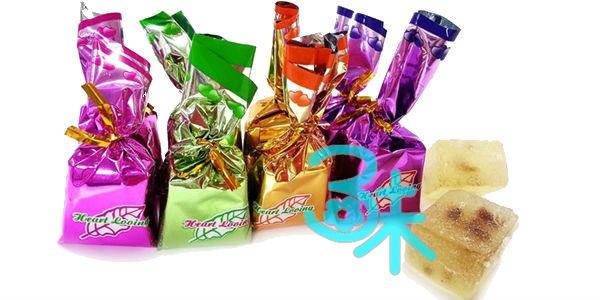 (馬來西亞) 心戀軟糖 1包 600 公克(約 33 個)  特價 85 元 (結婚喜糖 節慶糖果 活動用糖)
