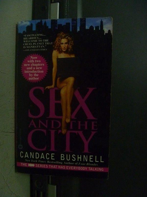 【書寶二手書T2/原文小說_OCJ】SEX AND THE CITY_2001