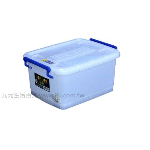 【九元生活百貨】聯府 K300 滑輪整理箱(底輪) 置物櫃 收納櫃
