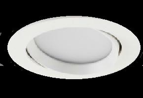 亞帝歐★9.5公分 崁燈 一體成型 散光型 LED 10W 全電壓 白光/黃光★永旭照明U2J0-AD-0604%