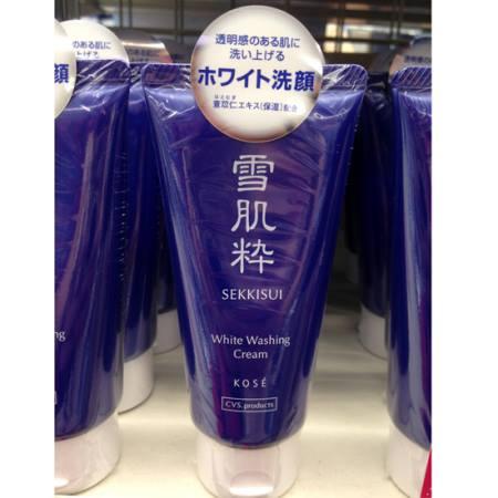 【瞎拚菟JP】日本7-11限定雪肌粹洗面乳