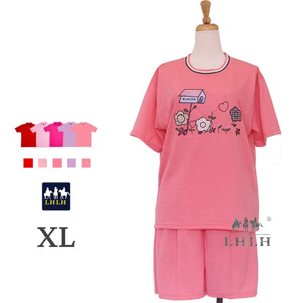 運動服 休閒服 居家服 女 【現貨】 XL