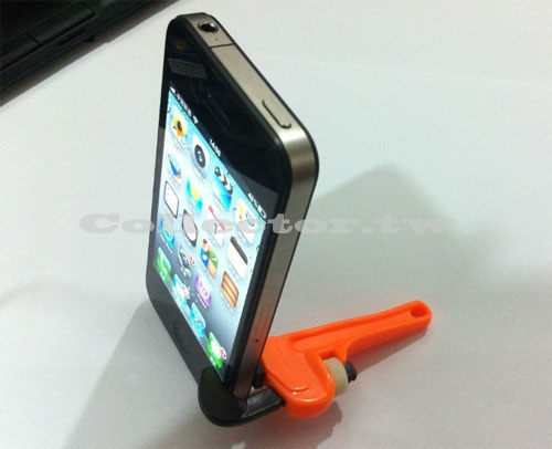 【K13080806】扳手老虎鉗造型手機支架 iphone / htc / Samsung創意支架