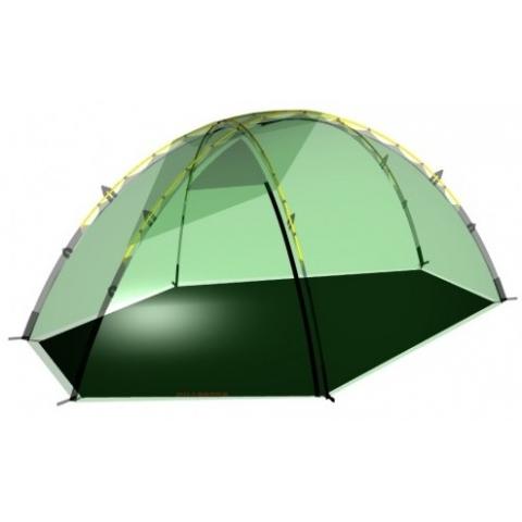 ├登山樂┤瑞典HILLEBERG 紅標 SOULO 蘇洛 輕量一人帳篷專用地布 #0214761