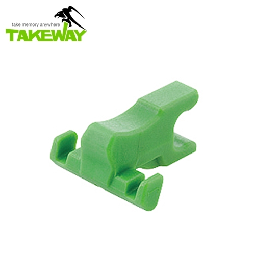 又敗家@台灣品牌Takeway鉗式運動夾R1用小內爪T-IJ02小內爪R1鉗式運動夾用TIJ02小內爪適圓柱,台灣品牌台灣設計MIT就是讚!