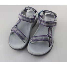 [陽光樂活] Teva 經典緹花織帶涼鞋 運動涼鞋 Terra Fi 4 TV1004486RPRP 波浪紫