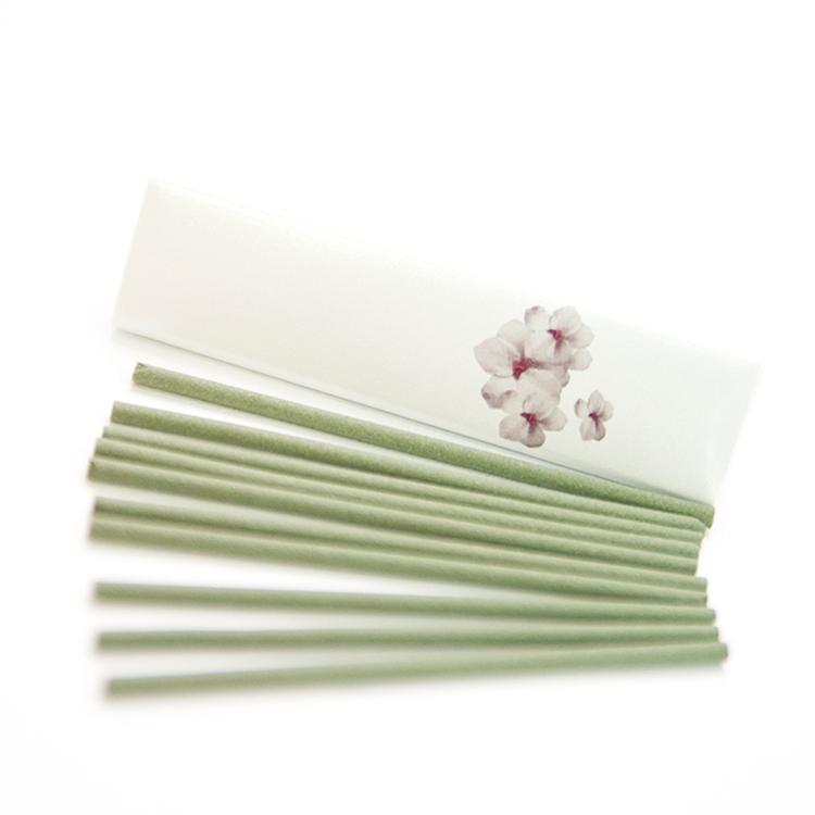 【ease 】 油桐花日式線香 (10枝/盒)