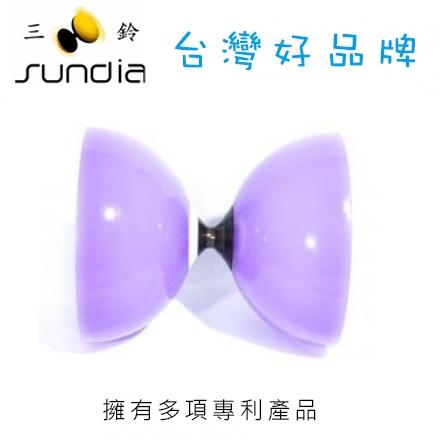 SUNDIA 三鈴 長軸培鈴系列 Fly.1B.P飛漾紫 / 個