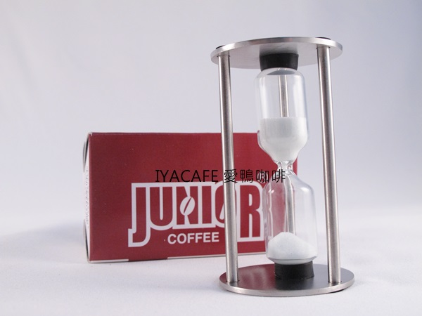 《愛鴨咖啡》JUNIOR 1分鐘沙漏 計時器 虹吸壺專用配件