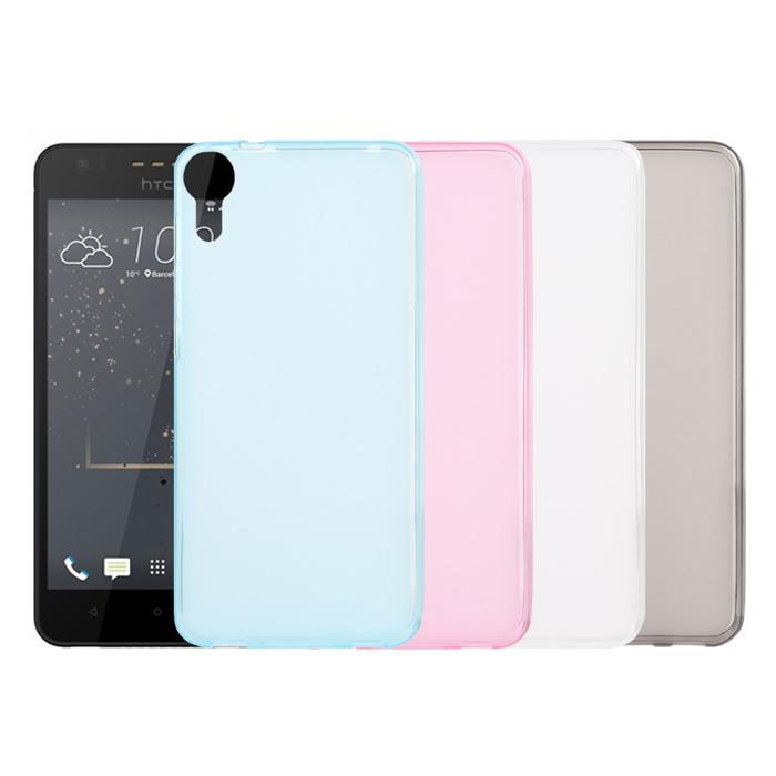 Ultimate- HTC Desire 825  霧面氣質 透軟質手機保護套 背蓋 手機殼 果凍保護套 軟殼 清水套 保護殼