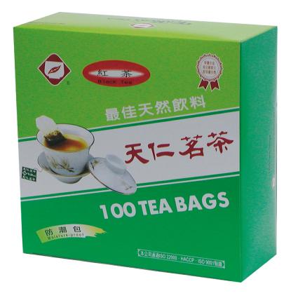 【天仁茗茶 紅茶】天仁 紅茶袋茶/紅茶 (防潮包)2gx100包