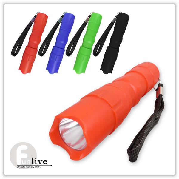 【aife life】掛繩彩色手電筒/小型手電筒/鑰匙圈/吊飾/輕便手電筒/登山/照明燈/露營/應急