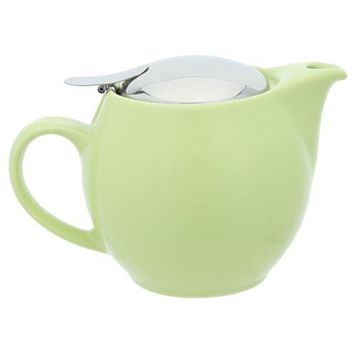 【菲比朵朵】ZERO JAPAN 日本製陶磁茶壺附不銹鋼瀘茶網 450ML (OD1101)
