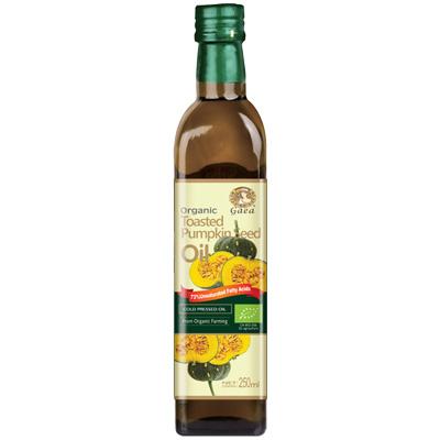 格亞 有機第一道冷壓南瓜籽油 250ml