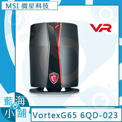 MSI 微星 Vortex G65 6QD(SLI)-023TW 新款PC上市 採用SLI桌機顯卡 高效能/6.5公升/支援6螢幕輸出/可支援VR相關產品